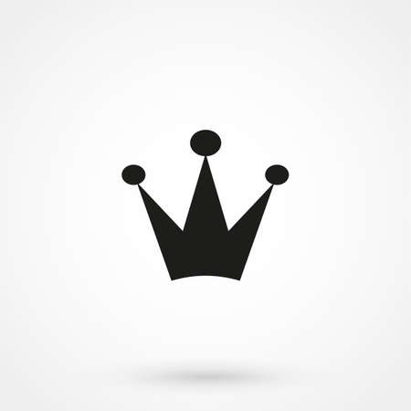 crown icon: crown icon Illustration