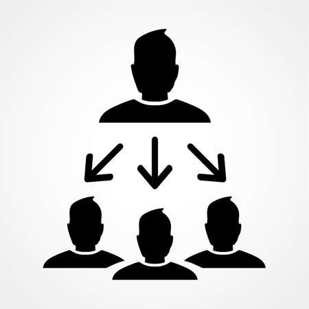 delegation: Structure Icon