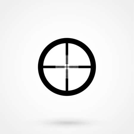 十字のアイコン  イラスト・ベクター素材