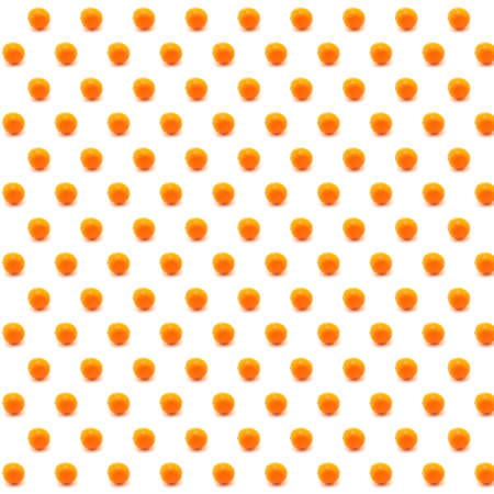 symetry: Orange photographed against white background in a studio. Photographed on March 30th, 2015.