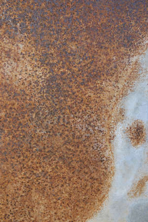 rust: background and texture old metal iron rust Stock Photo