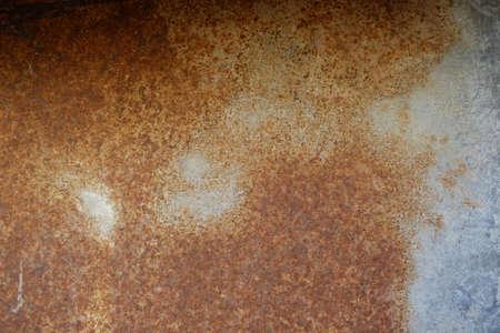 rust: old metal iron rust backgound