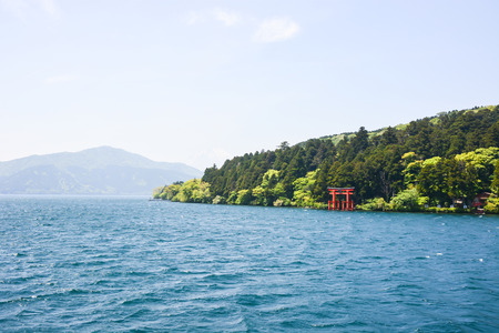 Famous Japanese Lake