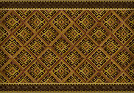 thai style: Thai art pattern vector