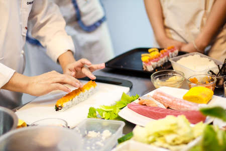 japanese cooking: Japanese cooking class