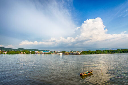 fishing village: Fishing Village