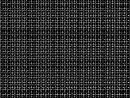 orthographic: High resolution mesh grill rendered in orthographic view for perfectly flat projection. Great design component, ideal for interface design