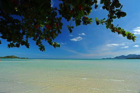 Chaweng beach,Samui island