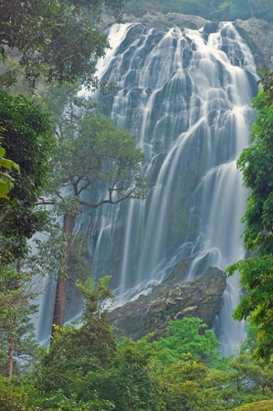 Klonglan waterfall, Thailand Stock Photo