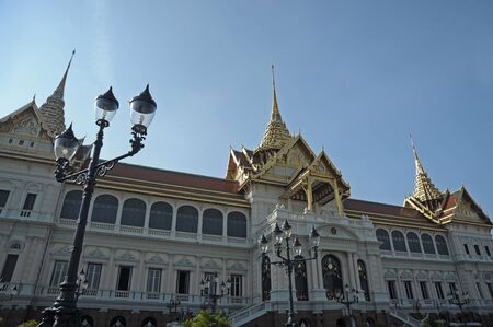 Grand palace bangkok, THAILLAND  Stock Photo - 14137866