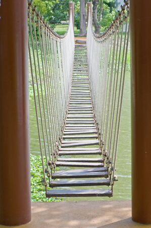 Hanging Bridge photo