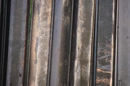 Rust steel