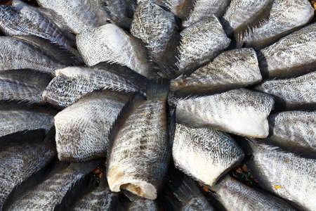 dry fish: dry fish - Osphronemidae