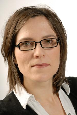 Portraet of a businesswoman Stockfoto