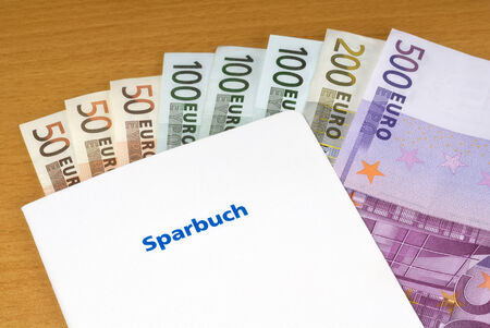passbook: Passbook an european money
