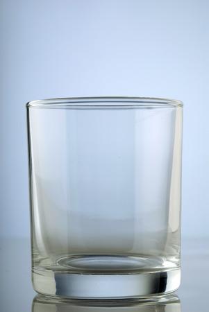 空のグラス 写真素材