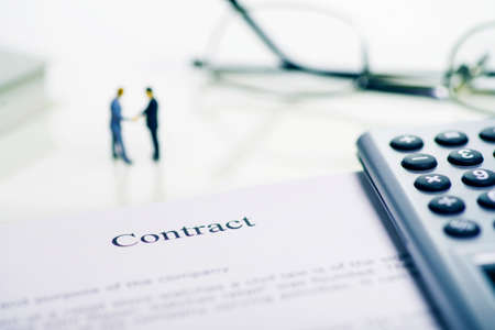 affirm: Conclusion of a contract