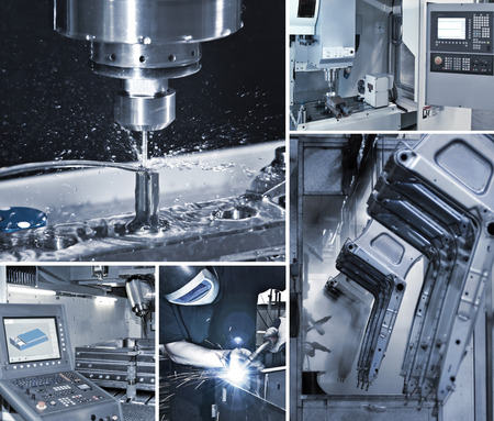Composing for Metal processing and tool
