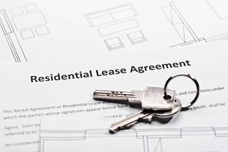 dwell: Residential lease agreement