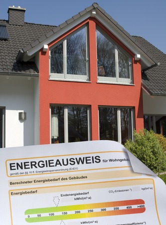 energy performance certificate: Energy Performance Certificate and House