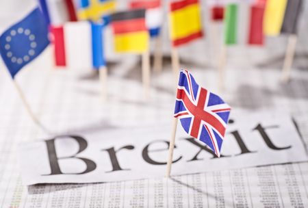 The exit of Britain from the European Union
