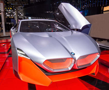 BMW Vision M NEXT at the IAA 2019 in Frankfurt Editorial