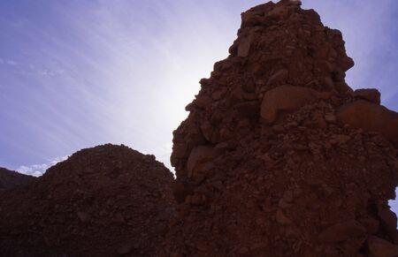 desert Banco de Imagens