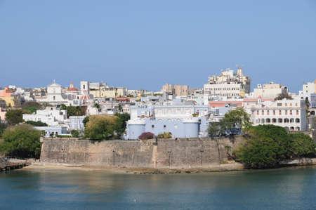 juan: San Juan, Puerto Rico, old city.