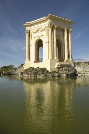 roussillon: Garden of Peyrou, Montpellier, Languedoc Roussillon, France