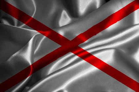 Flag of Alabama  photo