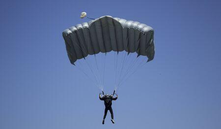 paratrooper Stock Photo - 19716944