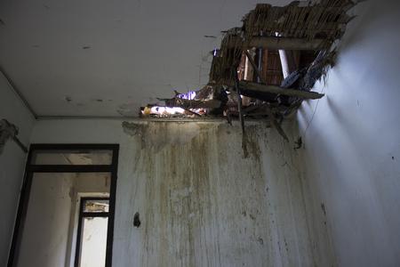 tremor: Demolished ruins