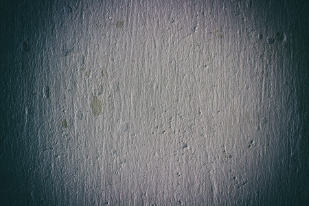 vignette  old whitewashed wall Stock Photo - 26053801