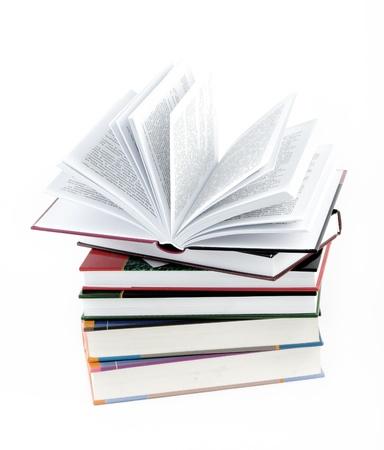 Five books photo