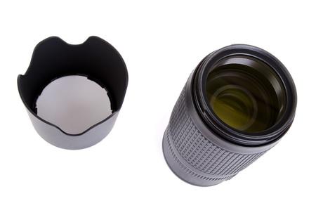 telezoom: Lens