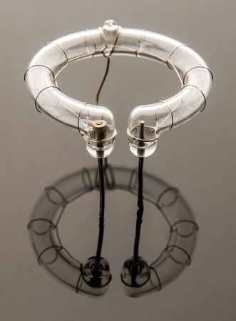 preamp: Flashtube mirrored with grey background