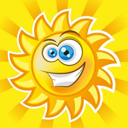 Sonriendo dom ilustración vectorial. puré de degradado. clipart Foto de archivo - 26537951