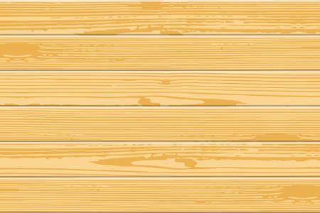 vector background pine wooden planks. no mash no gradient Illustration
