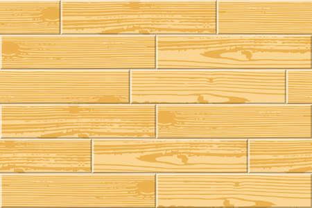 sin costura tablones de madera de pino de fondo vector. no hay gradiente de pur�