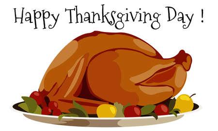 thanksgiving day symbol: Giorno del Ringraziamento Turchia