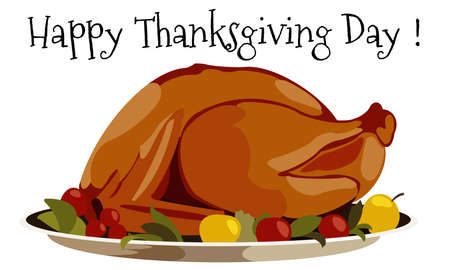 thanksgiving day: Thanksgiving day Turkey