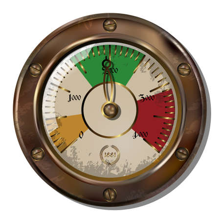 Dispositif de mesure Banque d'images - 32857270
