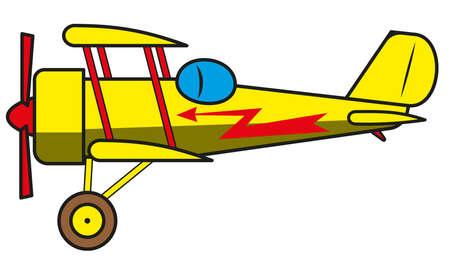 предмет коллекционирования: Vintage самолет