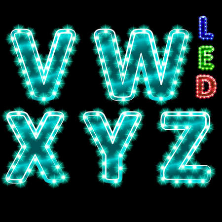 ardent: alphabet