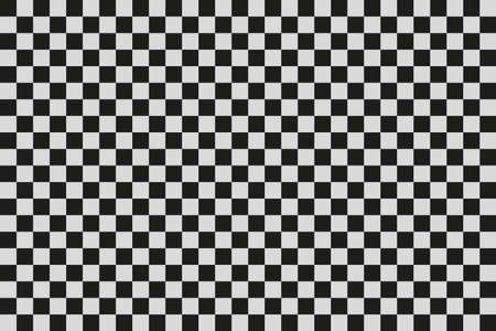Black and White Squares. Vector. Clip art