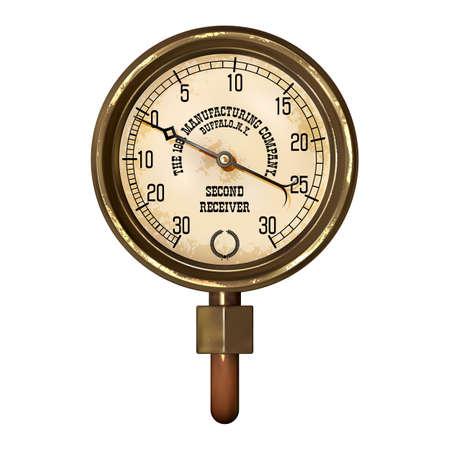 A measuring device vector