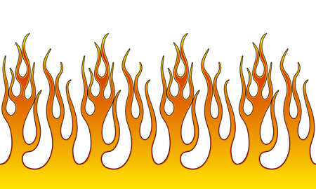 Fire Flame Illustration