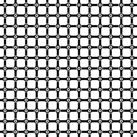 Forged seamless pattern. Clip art.