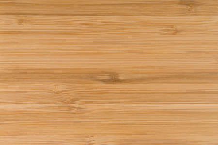 Bamboo background used as a cutting board Stock Photo