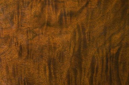 Gepolijst hout korrel op antieke meubels een grote achtergrond Stockfoto